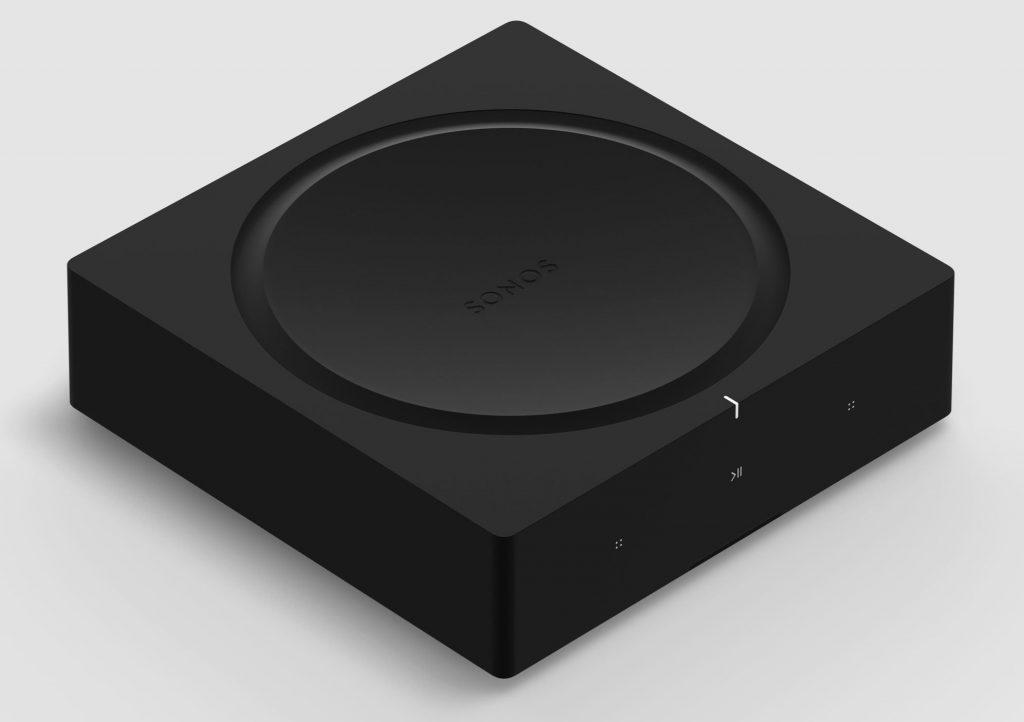 Sonos Amp ovenfra