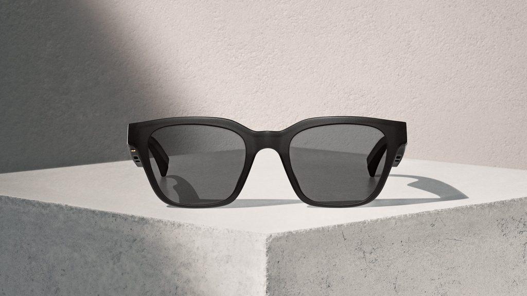 Bose frames alto solbriller.