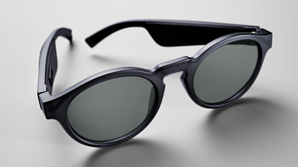 Bose Frames Rondo har rundere brilleglass enn Alto.